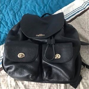 Authentic Coach backpack!